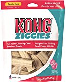 KONG Puppy Stuff'N Ziggies Small Dog Treat, 7-Ounce