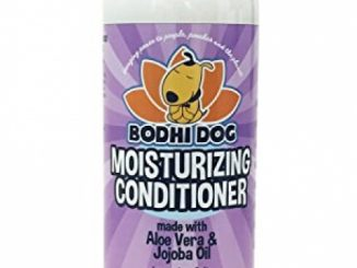 NEW Natural Moisturizing Pet Conditioner | Conditioning for Dogs, Cats and more | Soothing Aloe Vera & Jojoba Oil | Professional Quality – Made in the USA – 1 Bottle 17oz (503ml)