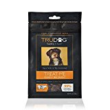 Real Meat Organic Dog Treats - Treat Me: Crunchy Beef Delight Freeze-Dried Raw Super Treats (2.5oz) - 100% All Natural Treats Support Healthier Teeth and Gums, Skin and Coat, and A Boosted Immune System