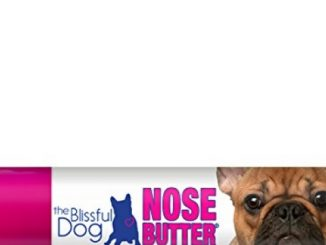The Blissful Dog Black Masked Fawn French Bulldog Nose Butter, 0.15-Ounce