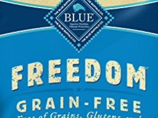 Blue Buffalo Freedom Grain Free Natural Adult Dry Dog Food, Chicken 24-Lb Reviews