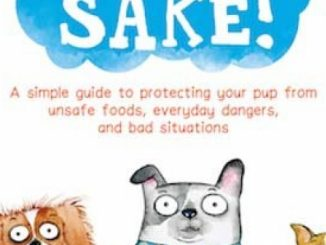 For Dog's Sake!: A Simple Guide to Protecting Your Pup from Unsafe Foods, Everyday Dangers, and Bad Situations