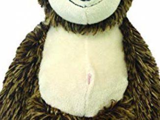 Multipet Bark Buddies Sloth 10″ Dog Toy Reviews
