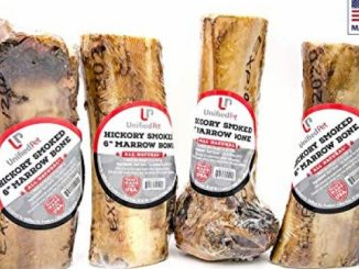 6″ Marrow Bone-Hickory Smoked, 4 Pack By Unified Pet, All Natural Made In Usa Reviews