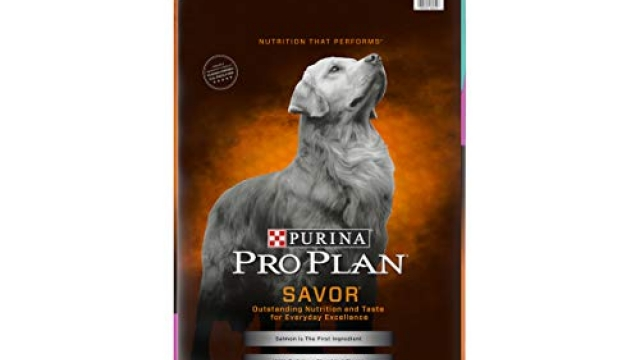 Purina Pro Plan With Probiotics Dry Dog Food; SAVOR Shredded Blend Salmon & Rice Formula – 33 lb. Bag