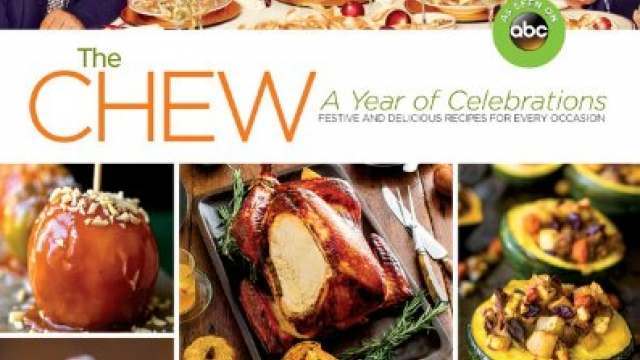 The Chew: A Year of Celebrations: Festive and Delicious Recipes for Every Occasion