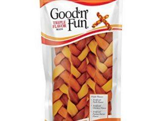 Good 'N' Fun Triple Flavor Braids