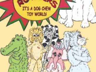 RABBLE ROWSERS: It's A Dog Chew Toy World!