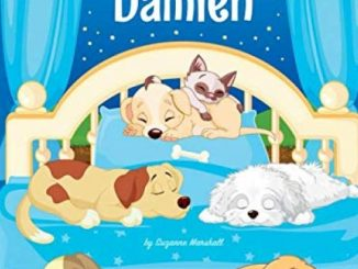 I Love You Fur-ever, Damien: Personalized Book and Bedtime Story with Dog Poems and Love Poems for Kids (Bedtime Stories for Kids, Personalized Books for Kids, Dog Poems, Love Poems)