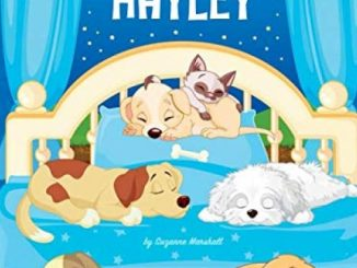 I Love You Fur-ever, Hayley: Personalized Book and Bedtime Story with Dog Poems and Love Poems for Kids (Bedtime Stories for Kids, Personalized Books for Kids, Dog Poems, Love Poems)
