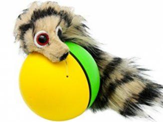 Weazel Ball Motorized Ball Pet Toy Reviews