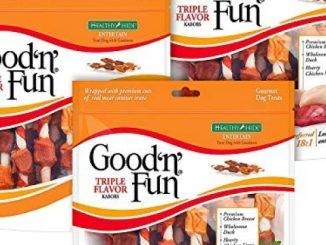 Good'n'Fun Triple Flavor Kabobs 18 Count (3 Pack) FDGN