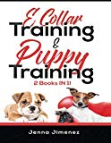 E Collar Training AND Puppy Training: 2 Books IN 1!