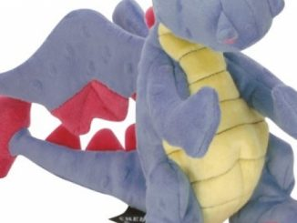 Sherpa Baby Dragon Periwinkle Dog Toy with Chew Guard Go Dog
