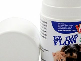 Pet Vitamins for Dogs and Cats Ez Flow Plus Herbal Supplement