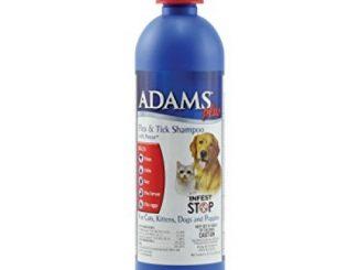 Adams Plus Flea and Tick Shampoo with Precor, 12 Oz