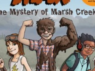 Muddy Max: The Mystery of Marsh Creek (amp! Comics for Kids) Reviews
