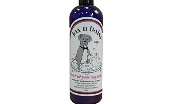 Jax N Daisy Dog Shampoo
