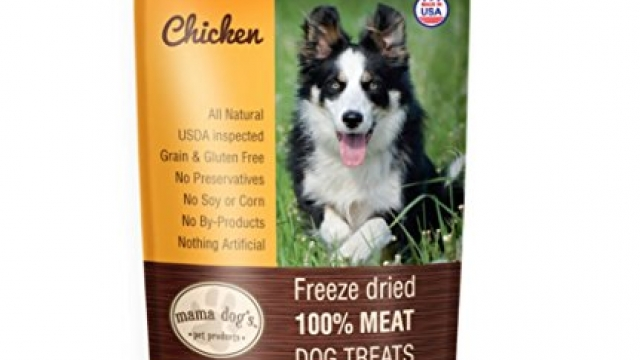 Best Grain Free Dog Training Treats