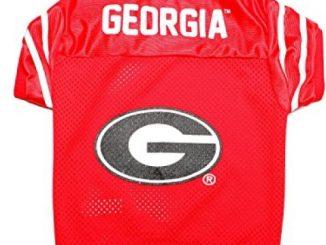 Pet Goods NCAA Georgia Bulldogs Collegiate Pet Jersey, Small