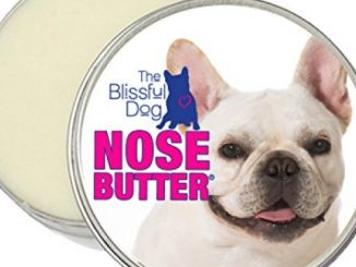 The Blissful Dog Cream French Bulldog Nose Butter, 1-Ounce