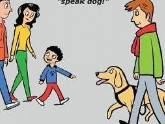 """A Kids' Comprehensive Guide to Speaking Dog!: A Fun, Interactive, Educational Resource to Help the Whole Family Understand Canine Communication. Keep … Generations Safe by Learning to """"Speak Dog!"""""""
