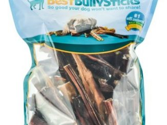Bully Stick Value Grab Bag of Dog Chews – 2 Lbs