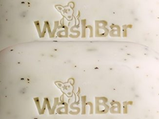 WashBar Natural Dog Shampoo – Twin Pack All Natural Soap Bar for Dry, Itchy or Sensitive Skin Grooming Made Easy with No Harsh Chemicals