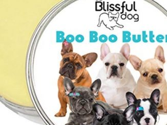 The Blissful Dog 1 oz TIN French Bulldog Booboo Butter