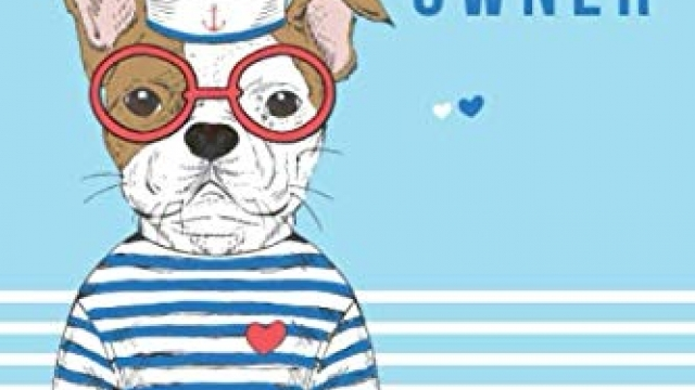 French Bulldog Owner: This dog bording log book and health journal is perfect for all dog lovers: keep a close eye on your favourite pet's health and give him all the care and love he deserves.